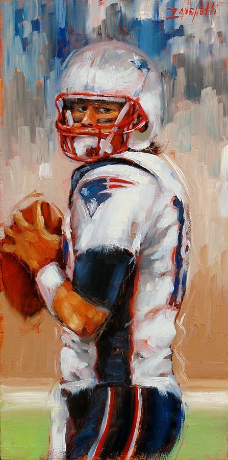 Brady Boy Painting