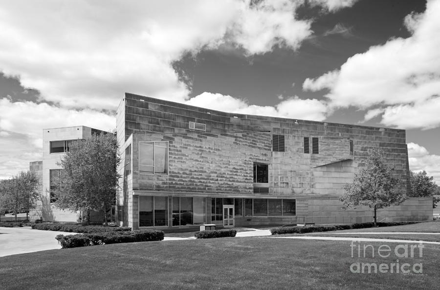 Brandeis University Shapiro Campus Center Photograph