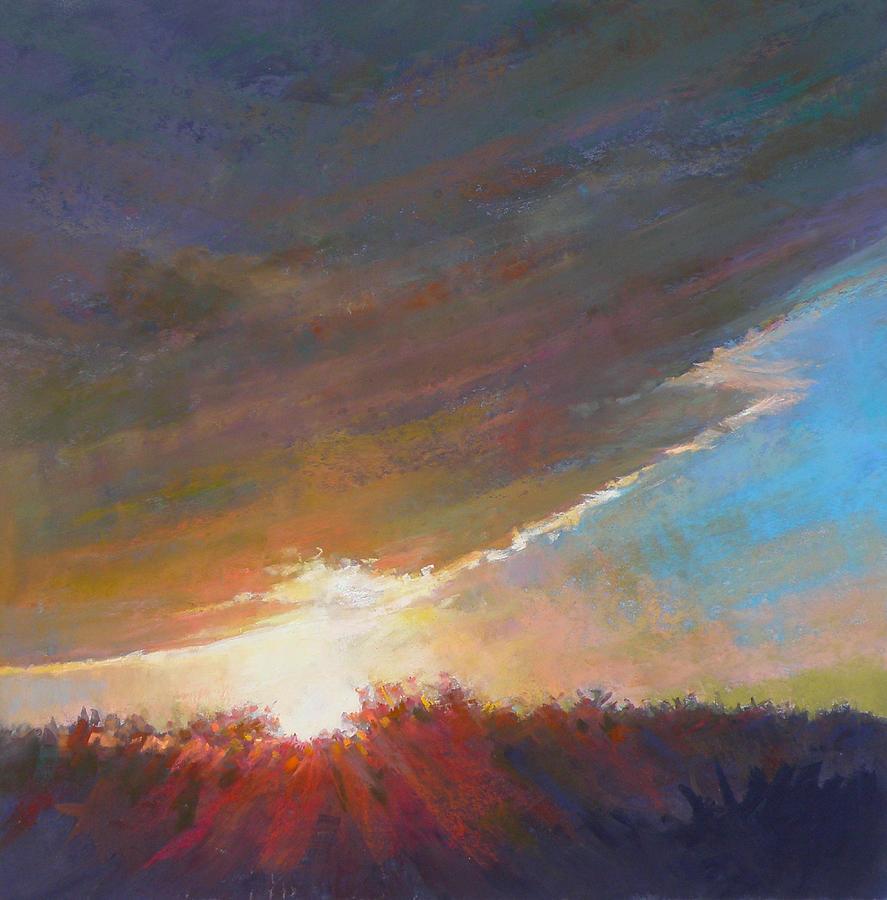 Break Through Painting
