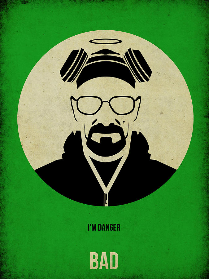 Breaking Bad Poster Digital Art  - Breaking Bad Poster Fine Art Print