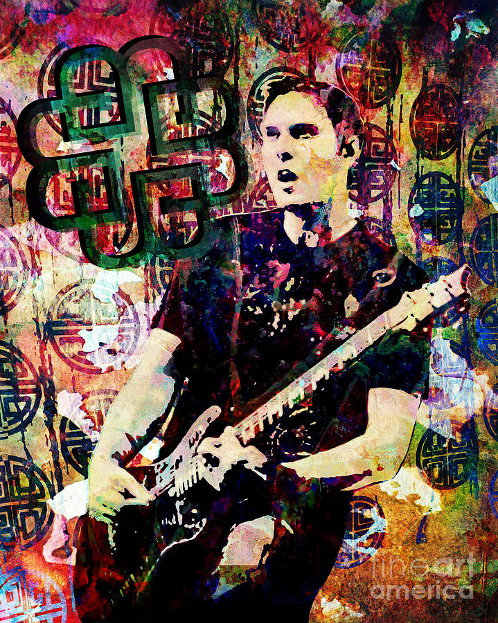 Breaking Benjamin Painting