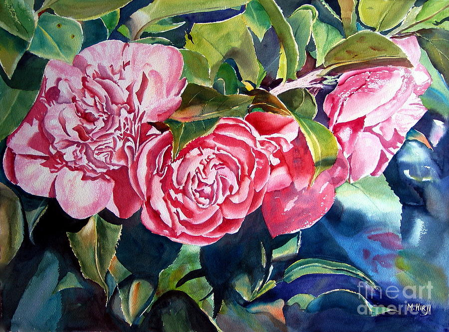 Breathtaking Blossoms Painting