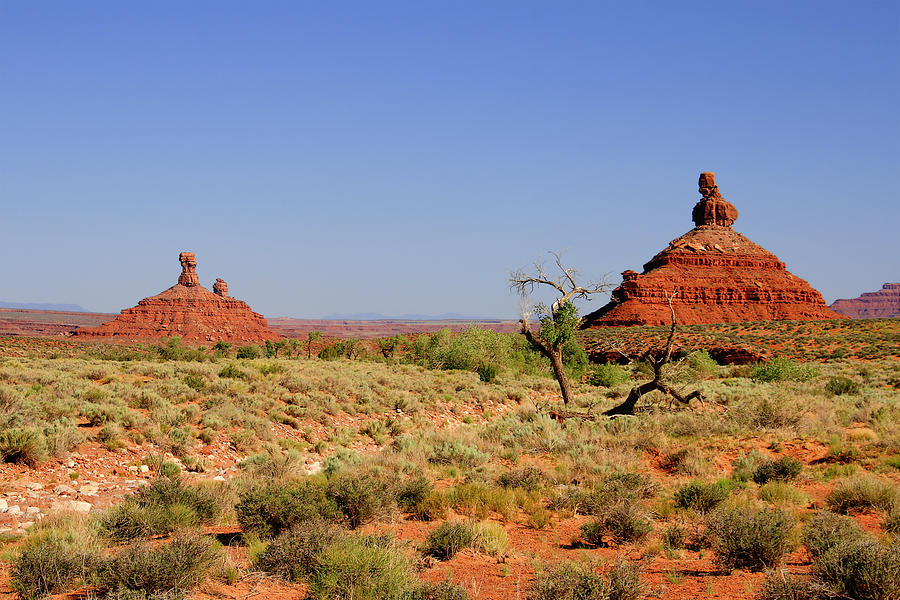 Valley Photograph - Breathtaking Valley Of The Gods by Christine Till
