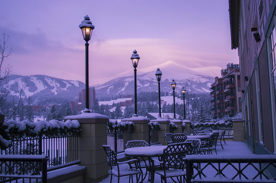 Breckenridge Village Photograph