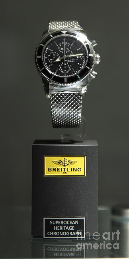 Breitling Watch - 5d20664 Photograph