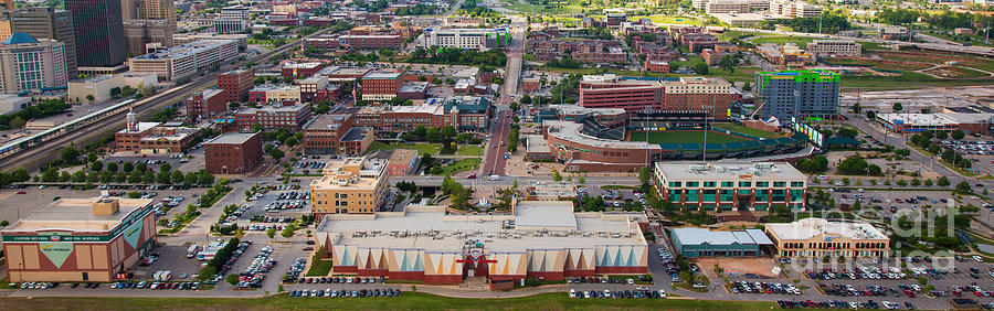Bricktown Ballpark A Photograph
