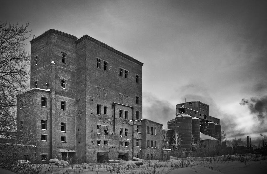 Brickyard Photograph