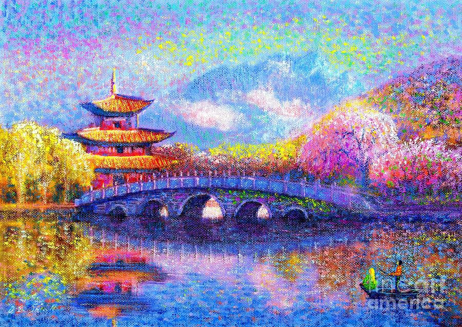 Bridge Of Dreams Painting