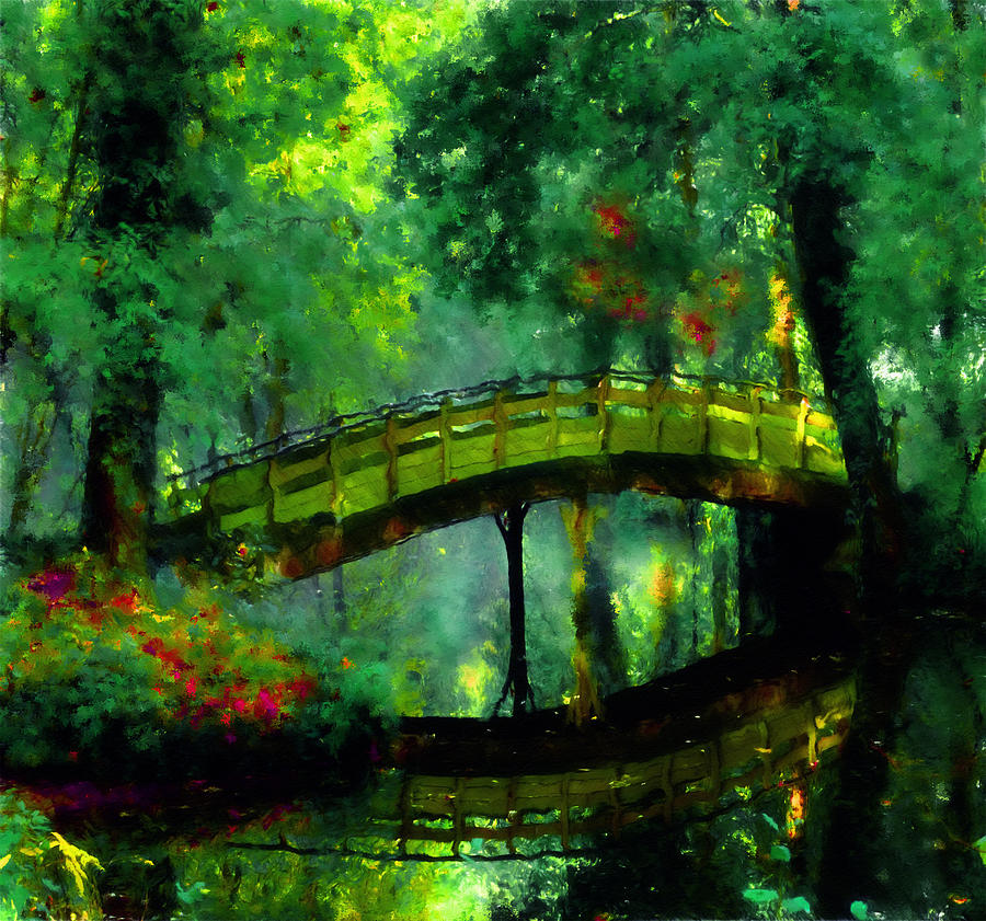 Bridge Of Dreams Painting