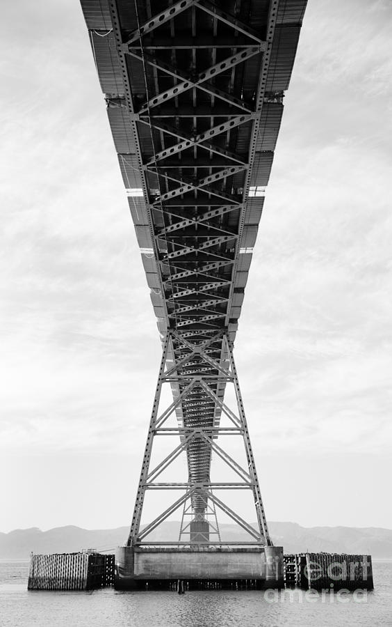 Bridge Span Photograph  - Bridge Span Fine Art Print