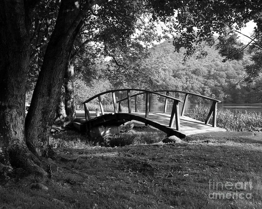 Bridge To Nowhere  2 Photograph  - Bridge To Nowhere  2 Fine Art Print