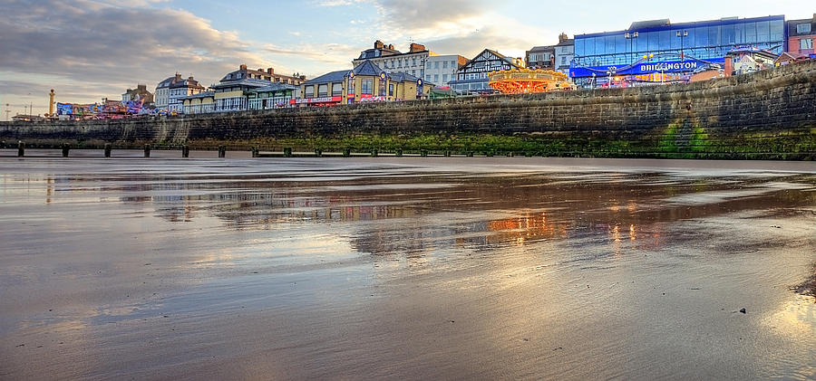 Bridlington Photograph  - Bridlington Fine Art Print