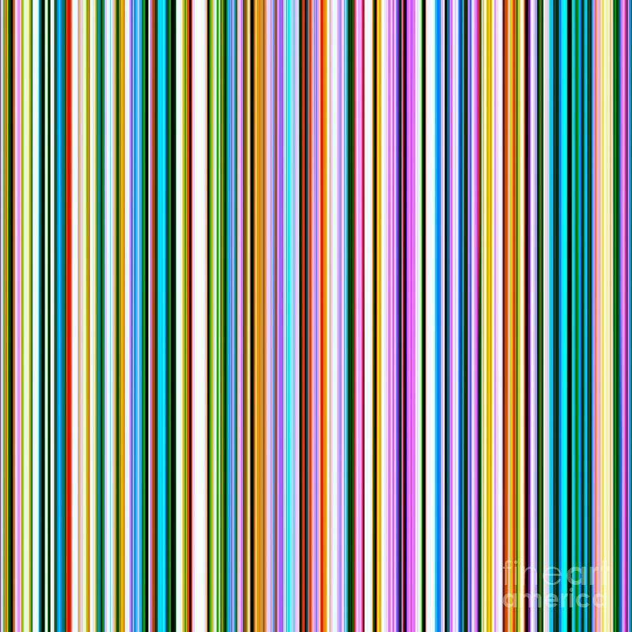 Vertical Line Art : Bright colors vertical lines abstract pattern digital art