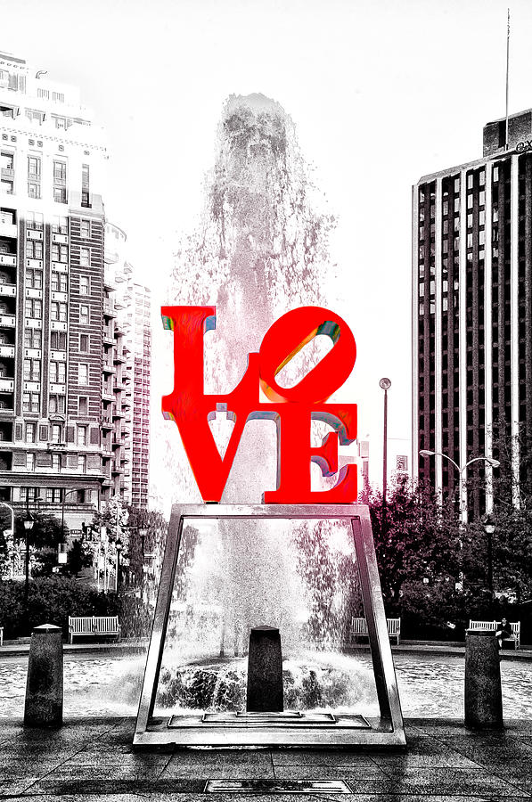 Brightest Love Photograph  - Brightest Love Fine Art Print