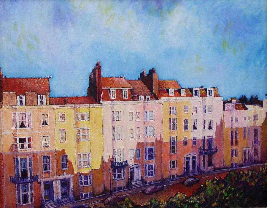 Brighton Beach Painting