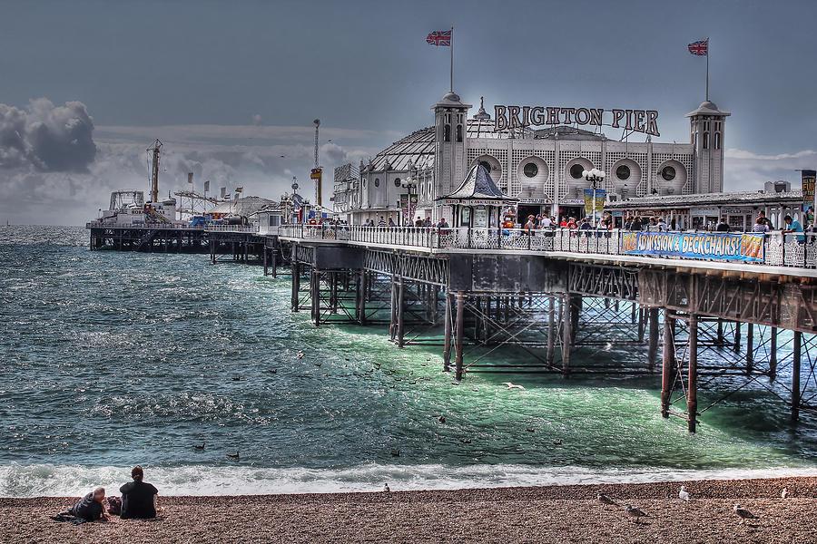 Brighton Pier Photograph