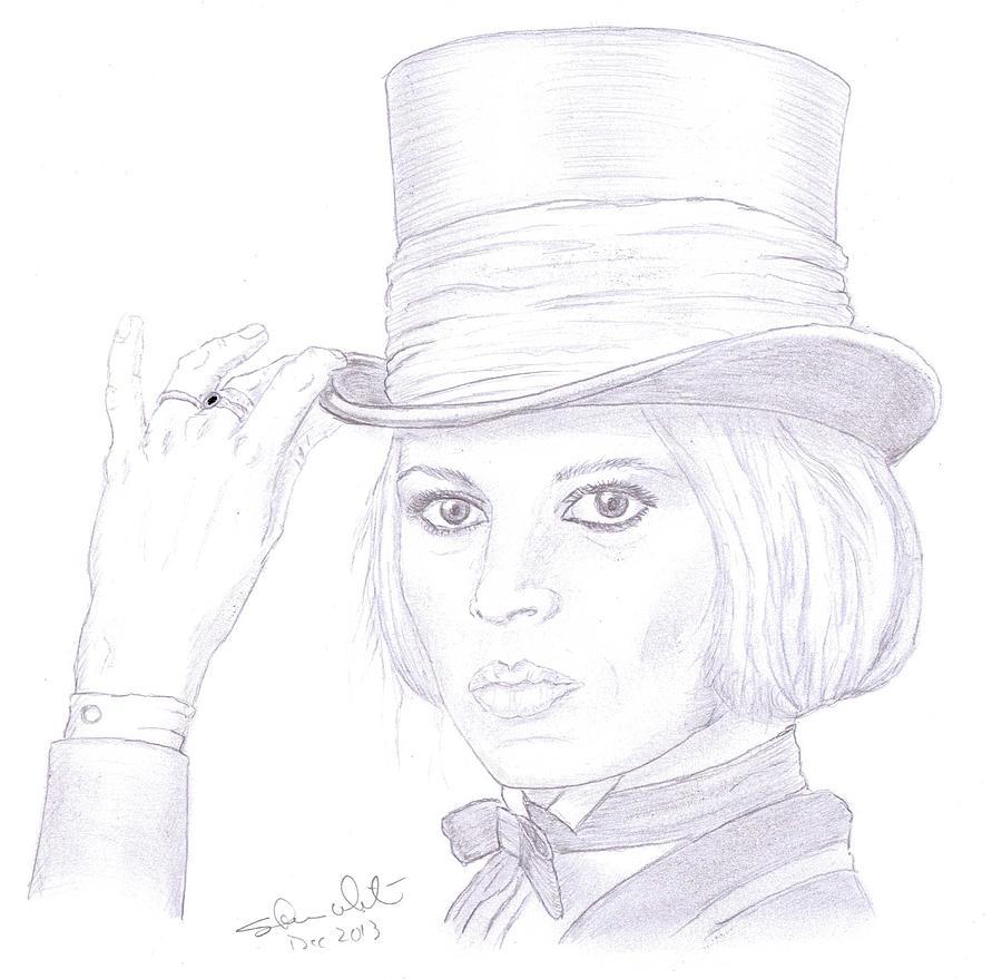 Brigitte Bardot Drawing