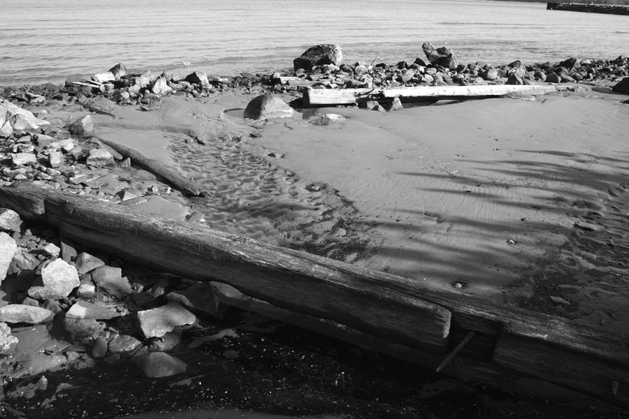 Broken Dock Photograph