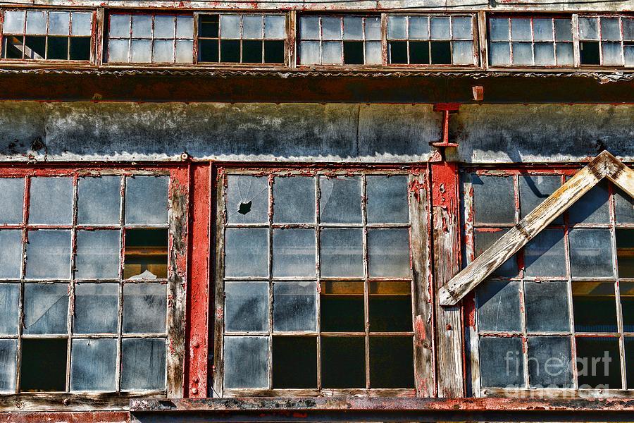 Broken Windows Photograph