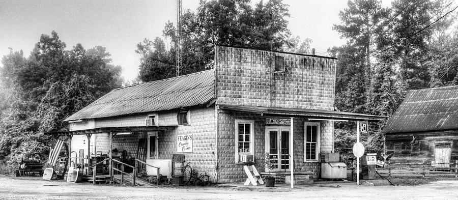 Feagins Photograph - Brooklyn Alabama by JC Findley