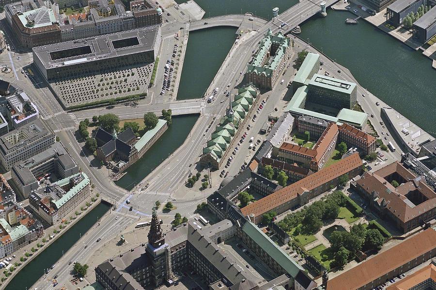 Børsen, Copenhagen Photograph