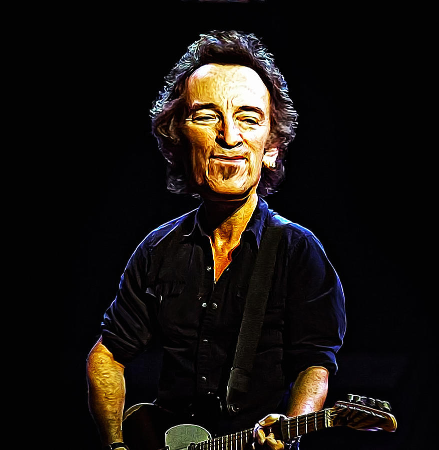 Bruce Photograph - Bruce by Bill Cannon