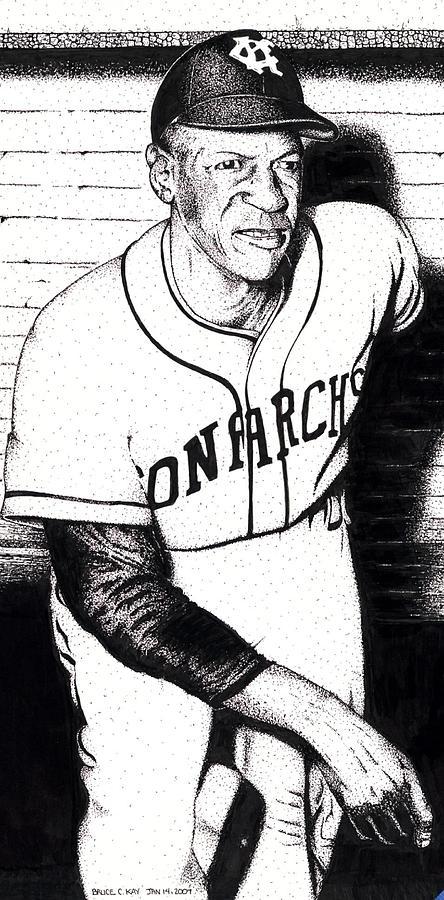 Buck Oneill Drawing