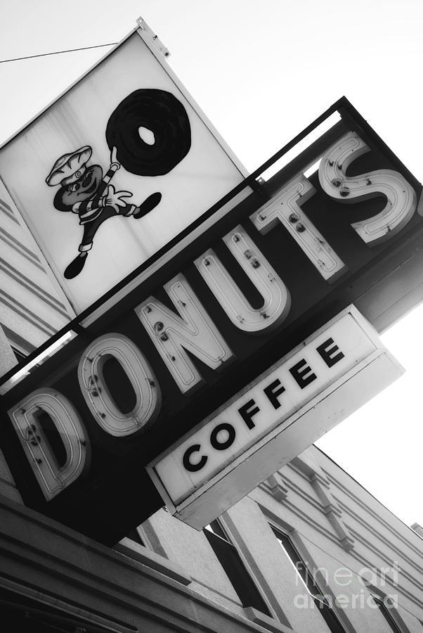 Buckeye Donuts Photograph