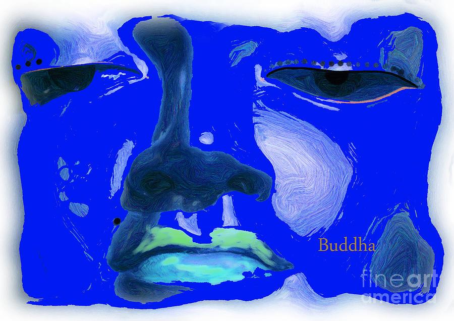 Buddha 6 Painting