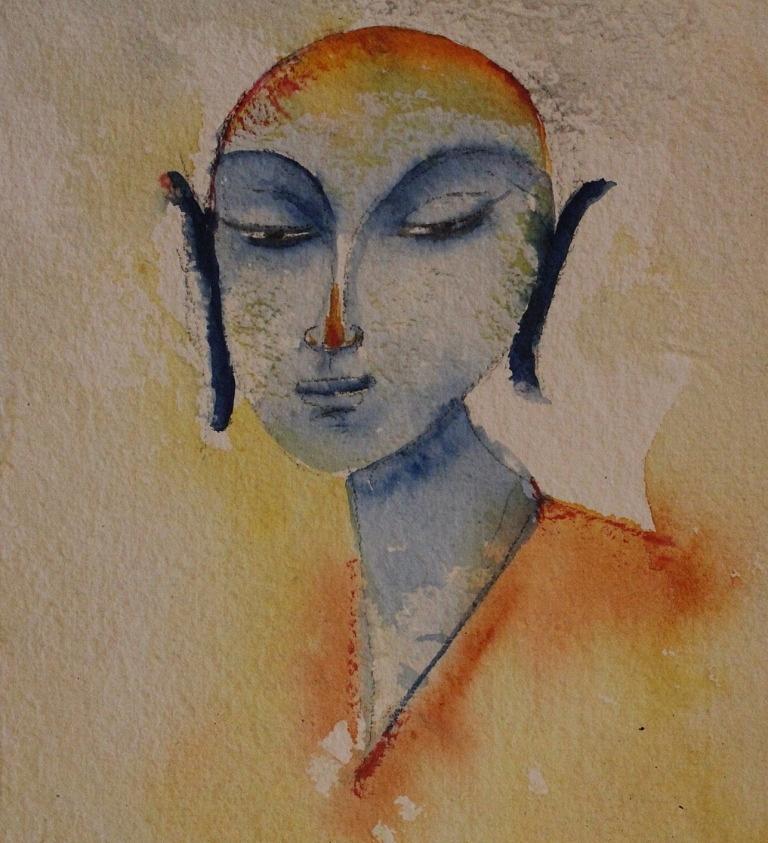 Buddha 78ll Painting