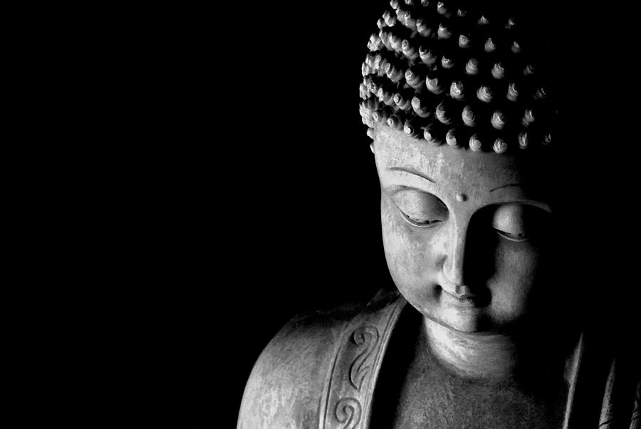 Buddha Photograph  - Buddha Fine Art Print