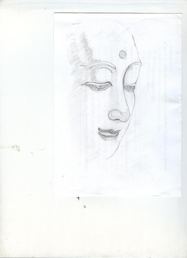 Buddha Drawing