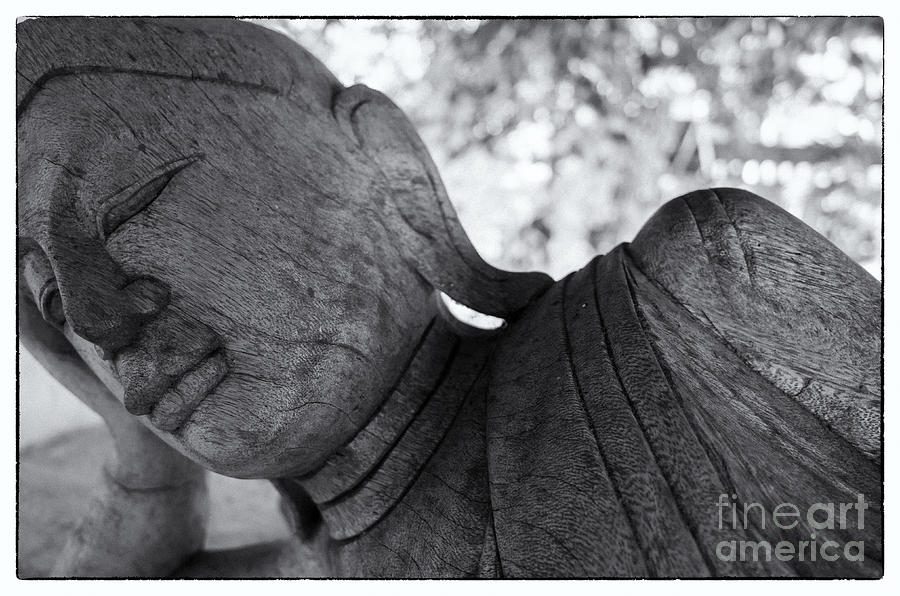 Buddha Face Photograph