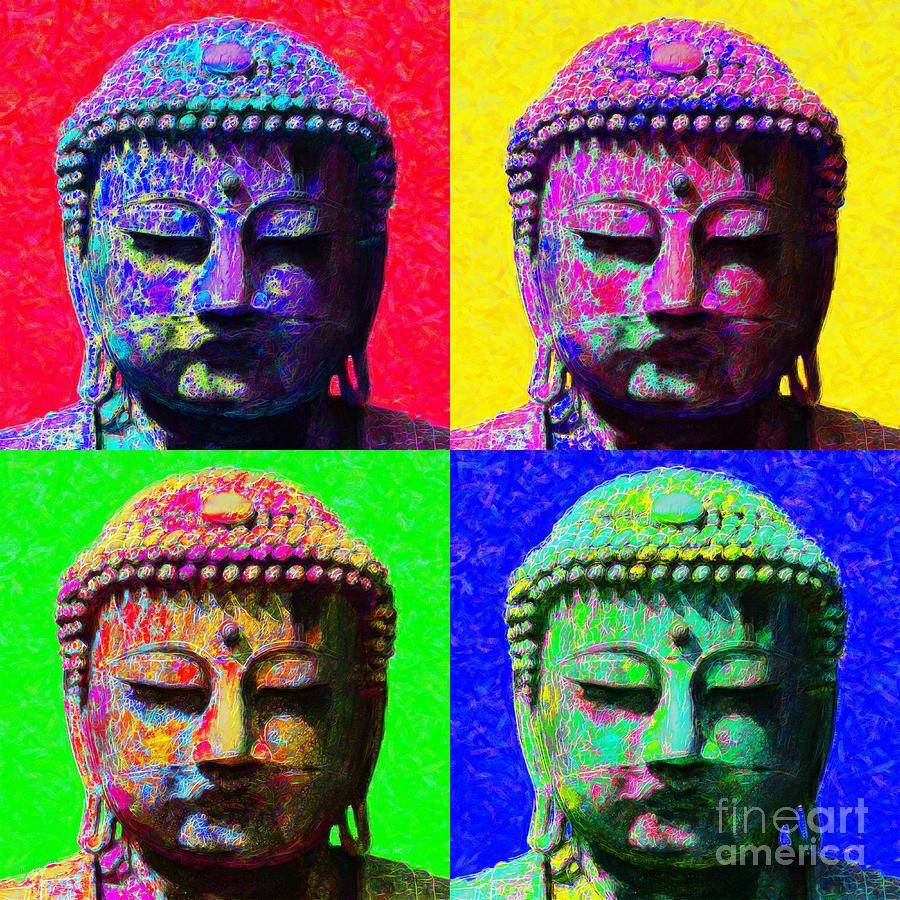 Buddha Four 20130130 Photograph