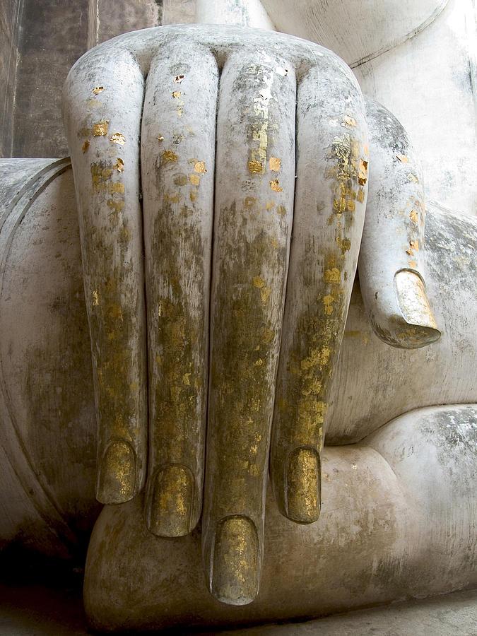 Buddha Hand Photograph