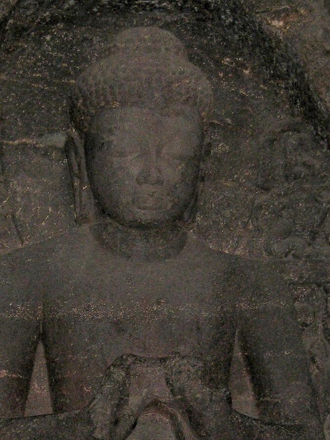 Buddha II Photograph