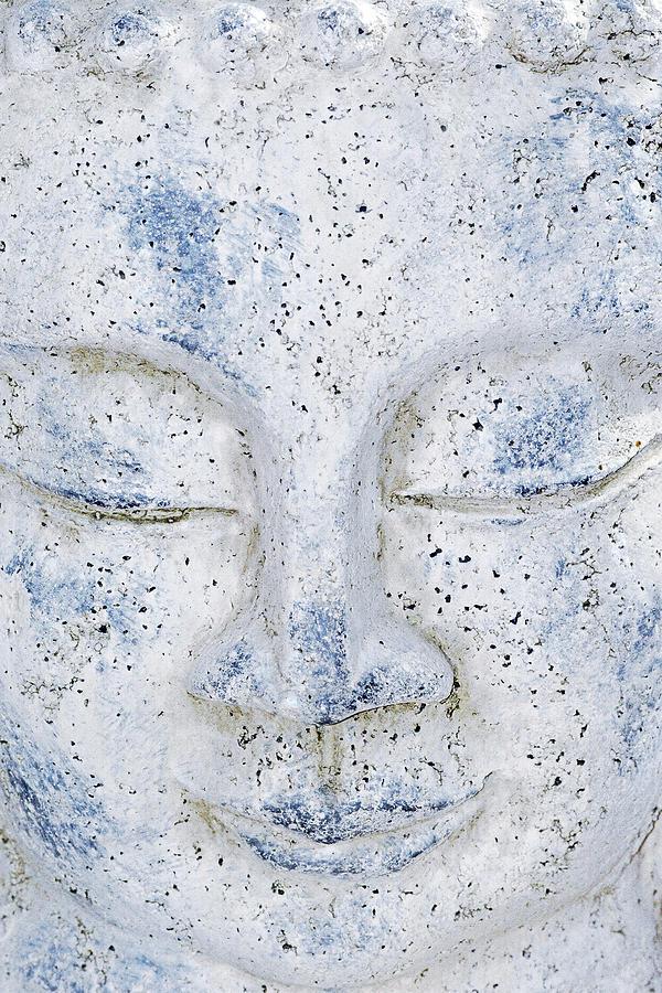 Buddha Statue  Mixed Media