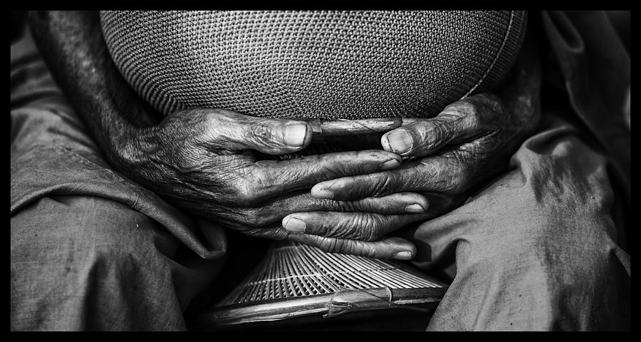 Buddhist Prayers 3 Photograph  - Buddhist Prayers 3 Fine Art Print