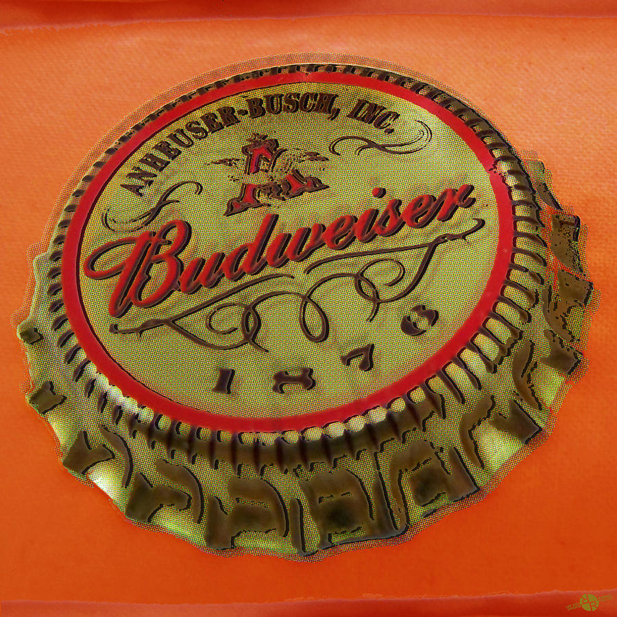 Budweiser Cap Painting