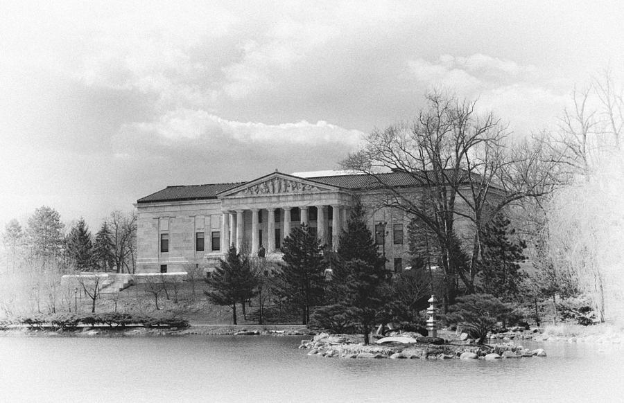 Buffalo History Museum 2 Photograph