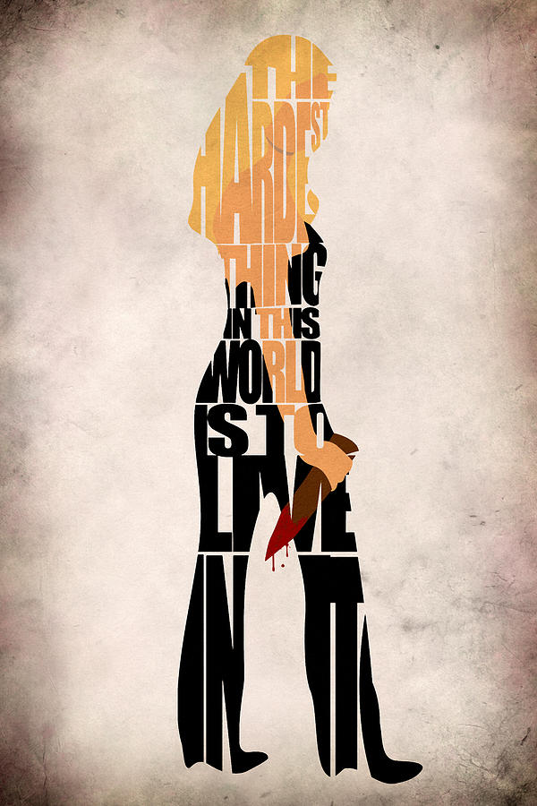 Buffy The Vampire Slayer Digital Art