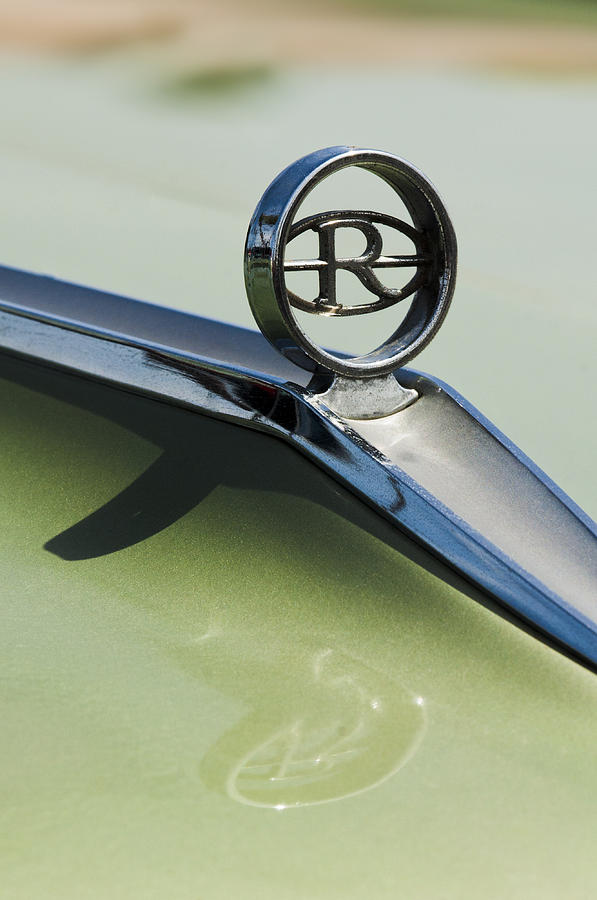 Buick Riviera Hood Ornament Photograph