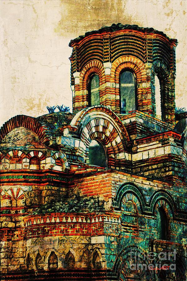 Bulgaria - Nessebar Digital Art