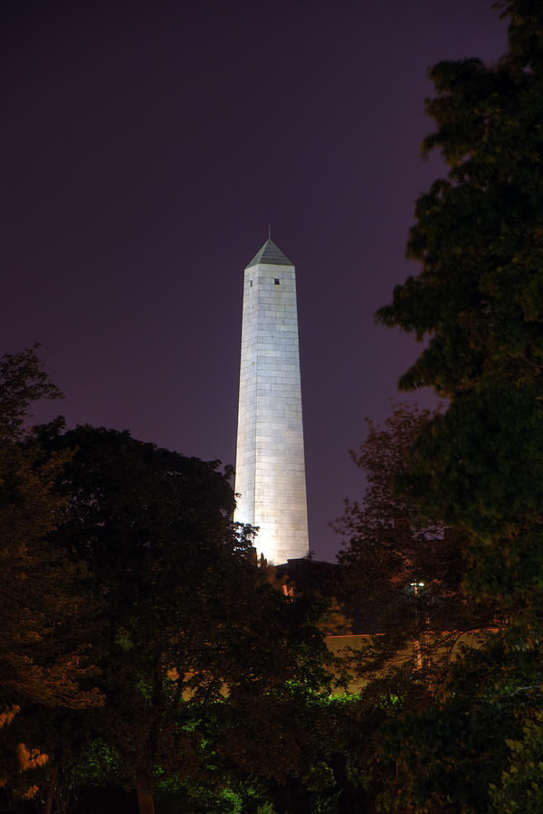 Bunker Hill Monument - Boston Photograph
