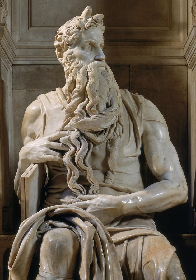 Buonarroti Michelangelo, Tomb Of Giulio Photograph