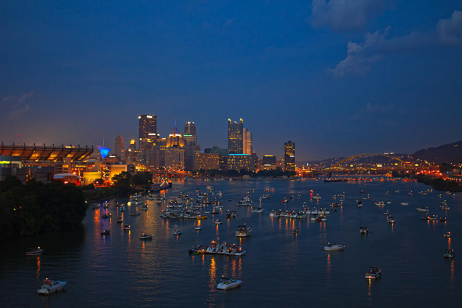 Burgh At Blue Hours Photograph