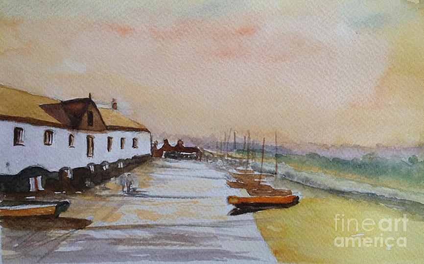 Burnham Norfolk Painting