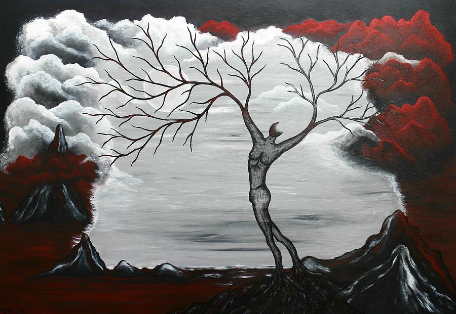 Burning Desire Painting