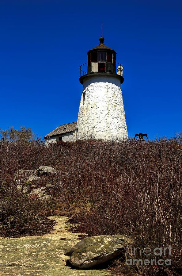 Burnt Island Lighthouse Tour Maine