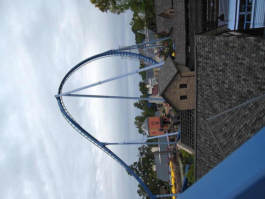 Busch Gardens - 121212 Photograph